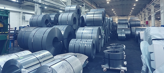Hascall Steel's Hot Rolled Steel